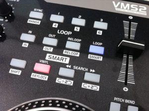 American Audio VMS2 review controls