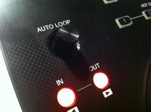 Looping on the DDJ-ERGO-V