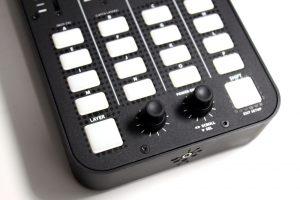 Allen & Heath Xone:K2 Review - Matrix buttons