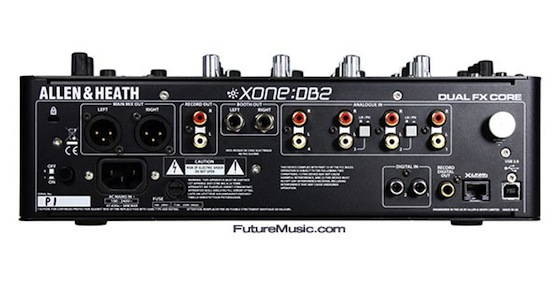 Xone:DB2 back-back