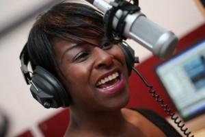 Radio presenter