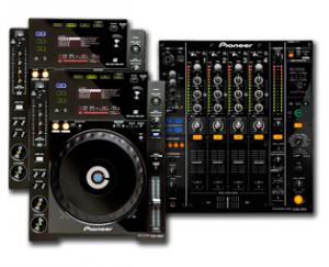 DJM-850 CDJ-900