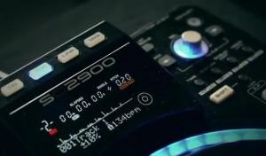 Denon DJ SC2900 four mode buttons