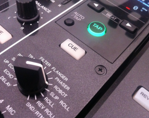 Pioneer DJM-850 Beat Effects