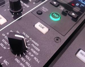 Pioneer DJM-850 Beat Effects