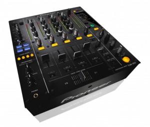Pioneer DJM-850 profile