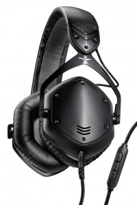 V-Moda Crossfade LP2 With iPhone cable