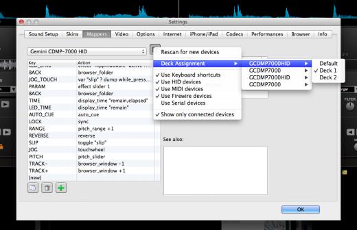 Virtual DJ CDMP-7000