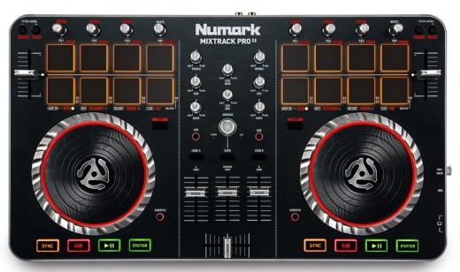 Numark Mixtrack Pro 2 Top