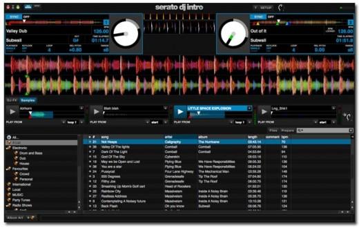 Serato DJ Intro Samples