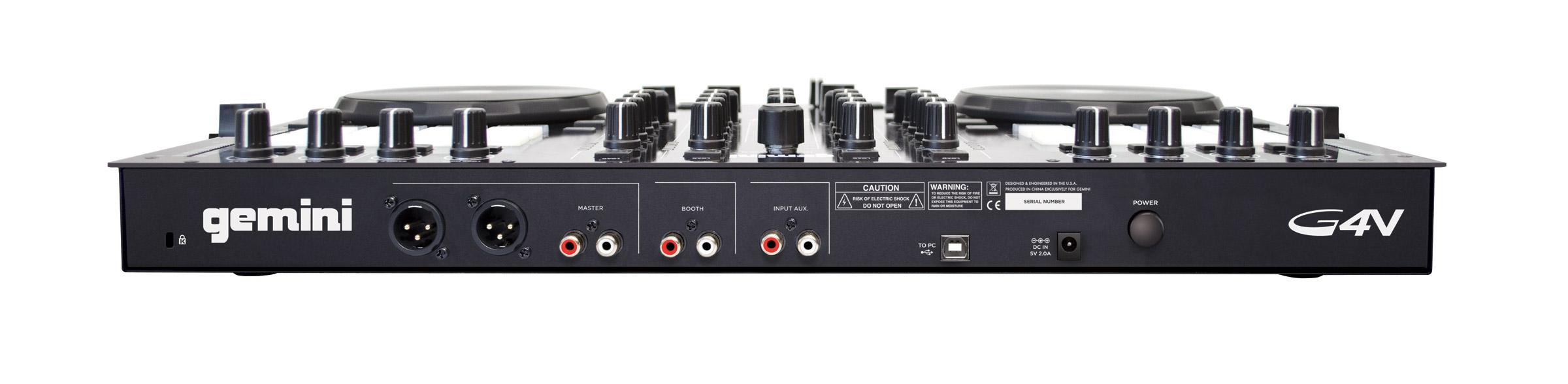 Gemini G4V Controller Review