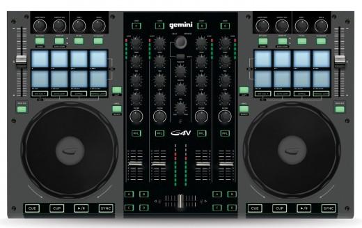 Gemini G4V top