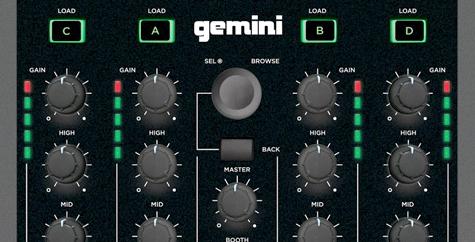 Gemini G4V VUs