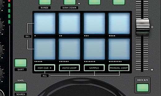 G4V pads