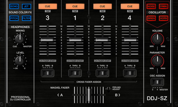 Faders and Hardware FX