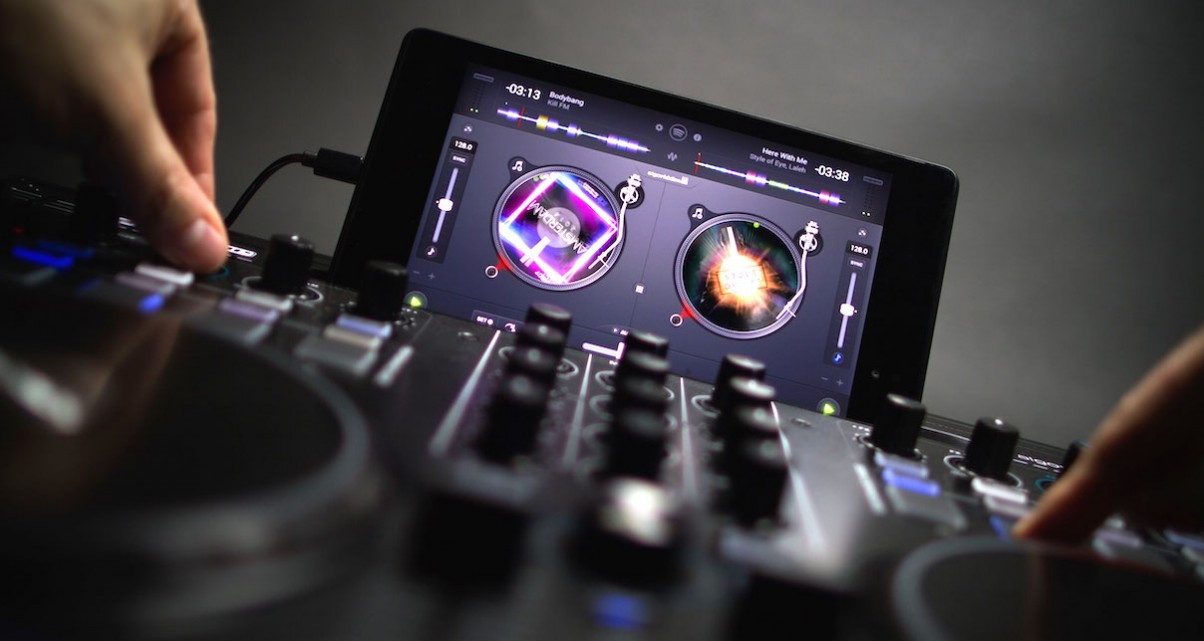 djay for Android 3