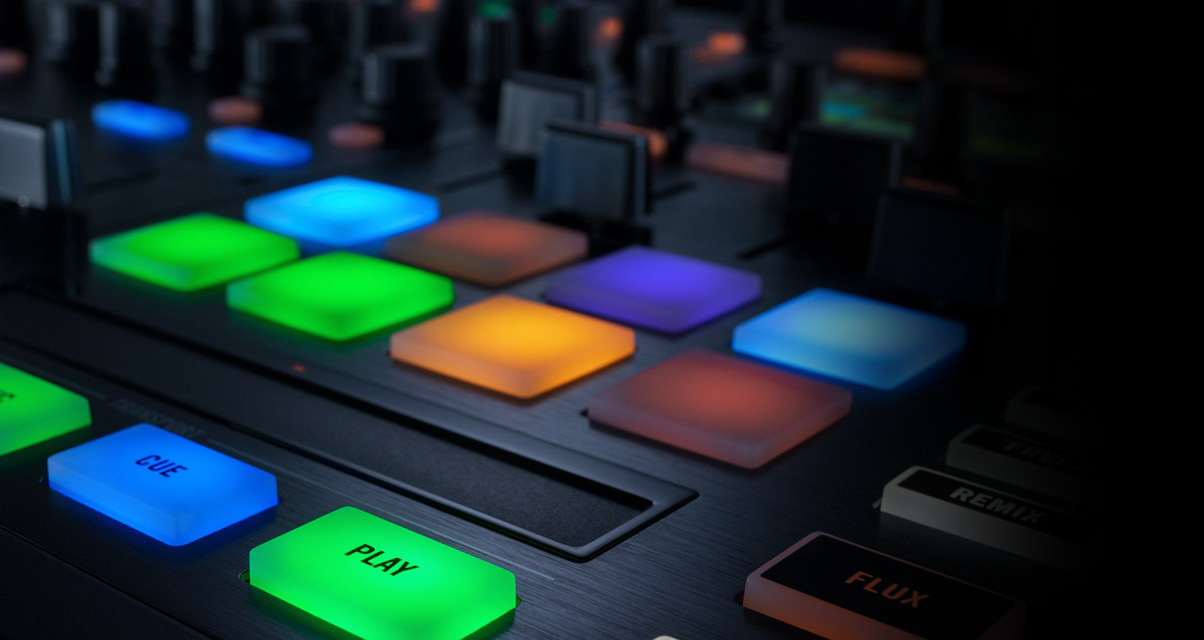 Traktor S8 Touchstrip