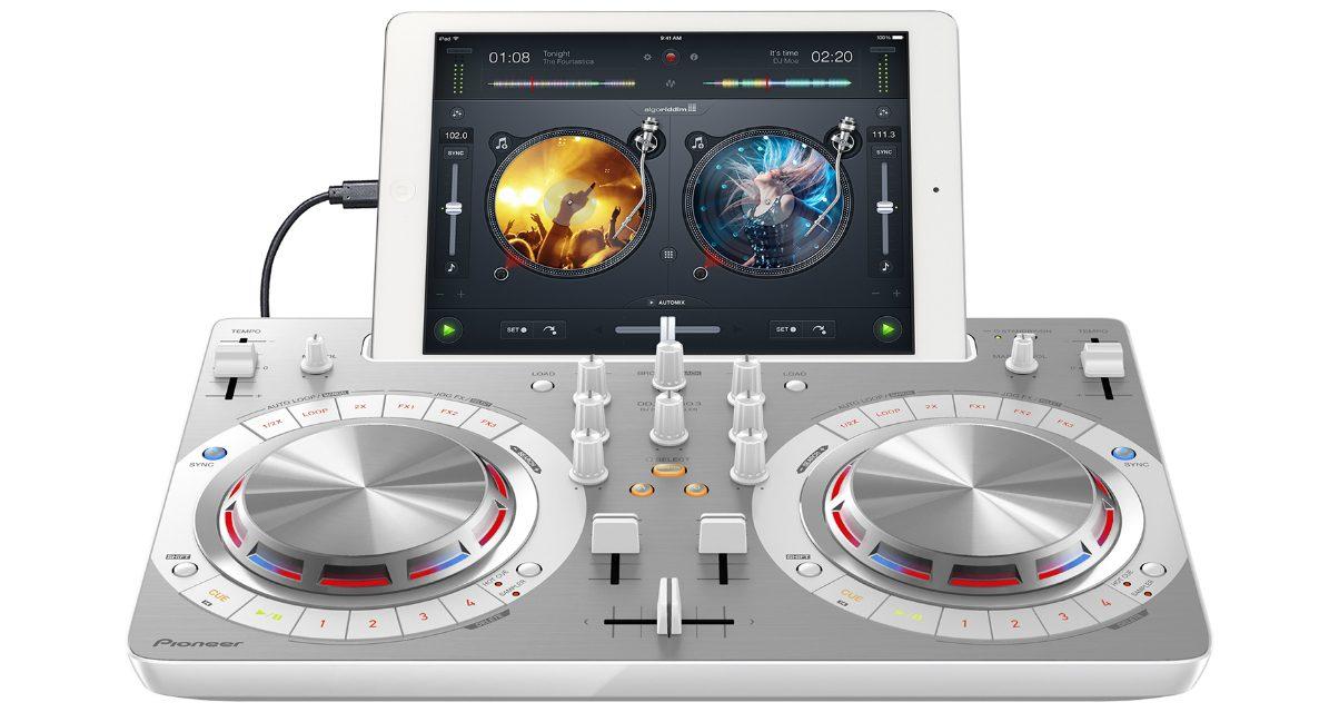 Pioneer DDJ-WeGO3 iPad