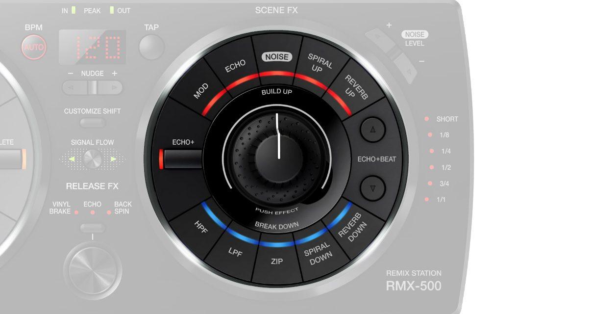 RMX-500 Scene Fx