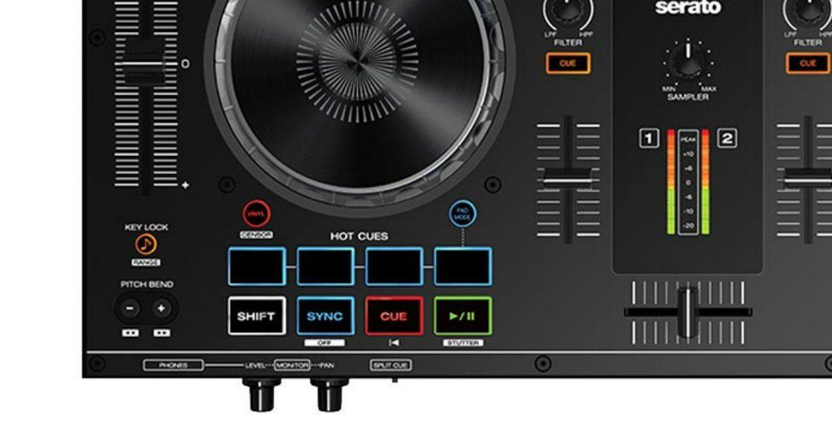 Denon DJ MC4000 Pads