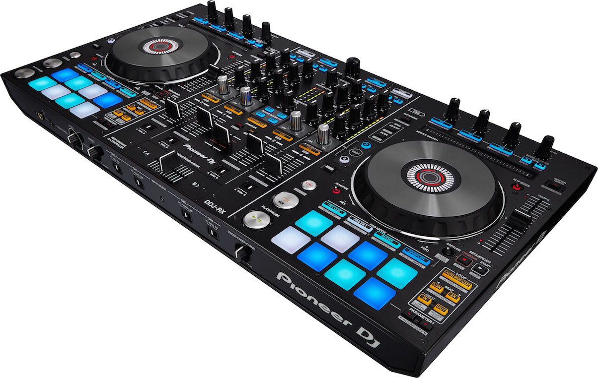 Based on the popular DDJ-SX Pioneer DJ's first controller for the new Rekordbox DJ software has a lot to prove