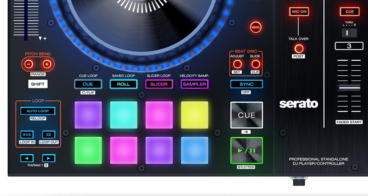 Serato DJ Controller
