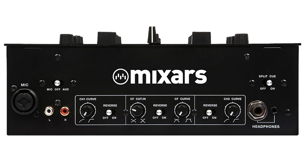 Mixars Front