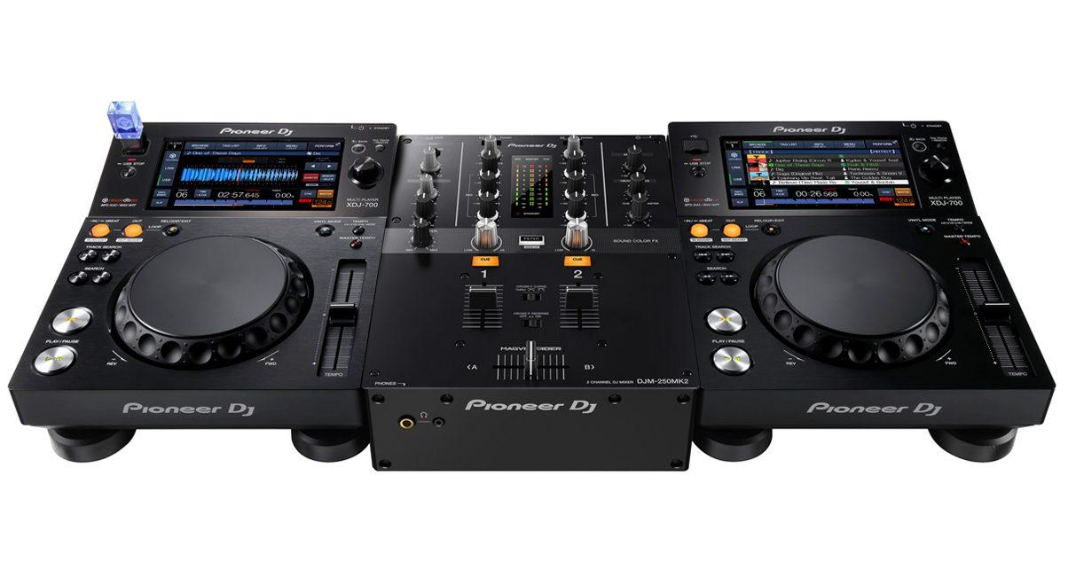 DJM-250MK2 XDJ