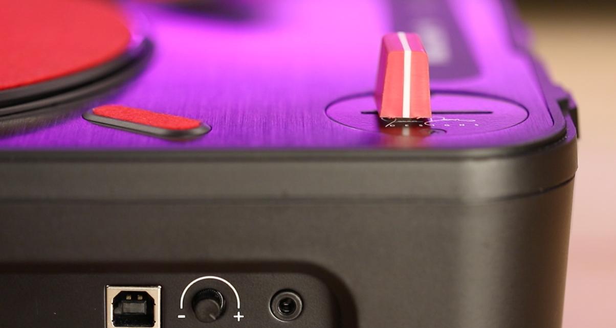 Numark PT01 Scratch Turntable Review - Digital DJ Tips