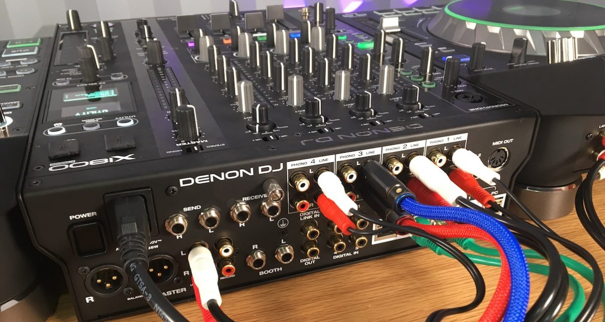 Denon DJ X1800 Prime Mixer Review - Digital DJ Tips